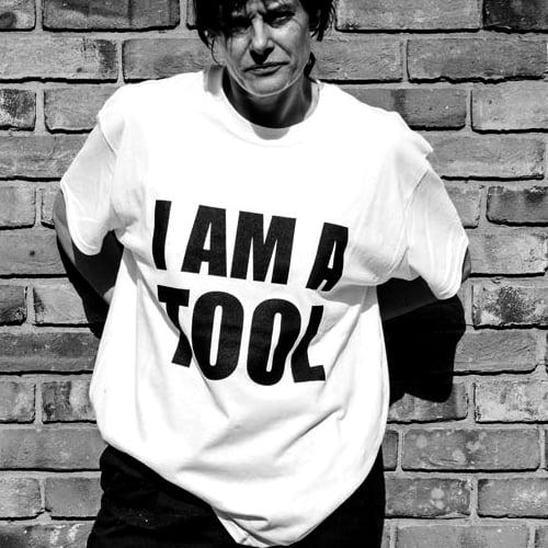 Image of I AM A TOOL T-shirt