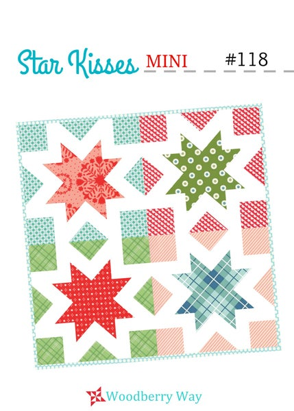 Image of Star Kisses MINI PDF Pattern
