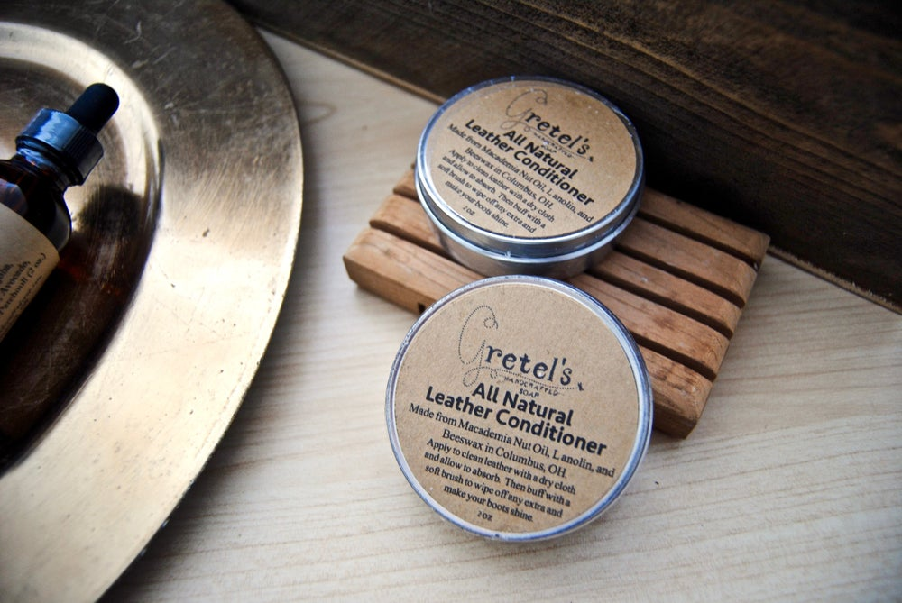 Image of Leather Conditioner