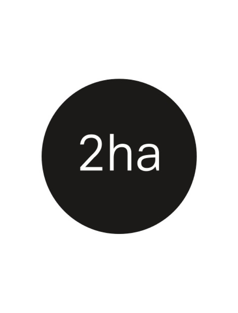 Image of 2ha badge