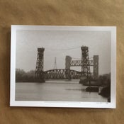 Image of Chicago Railroad Bridges 2017, single prints
