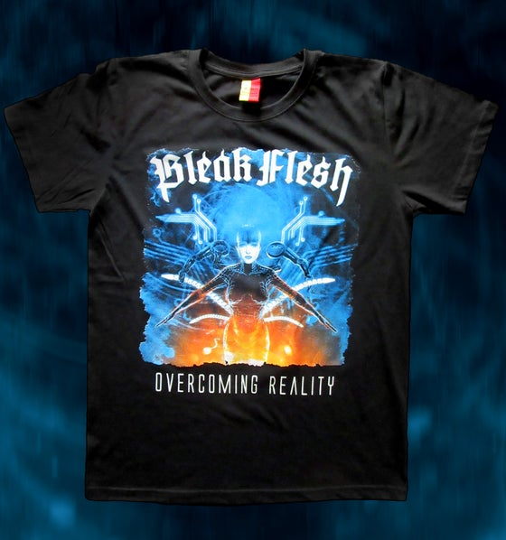 Image of *ORDER* Overcoming Reality Full Color Artwork T-Shirt