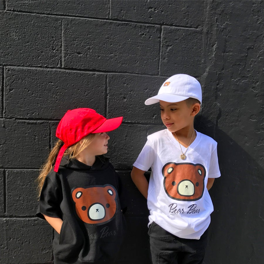Image of Classic Bear Bear DAD hats