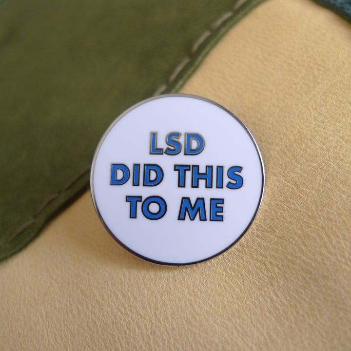 Image of LSD Pin