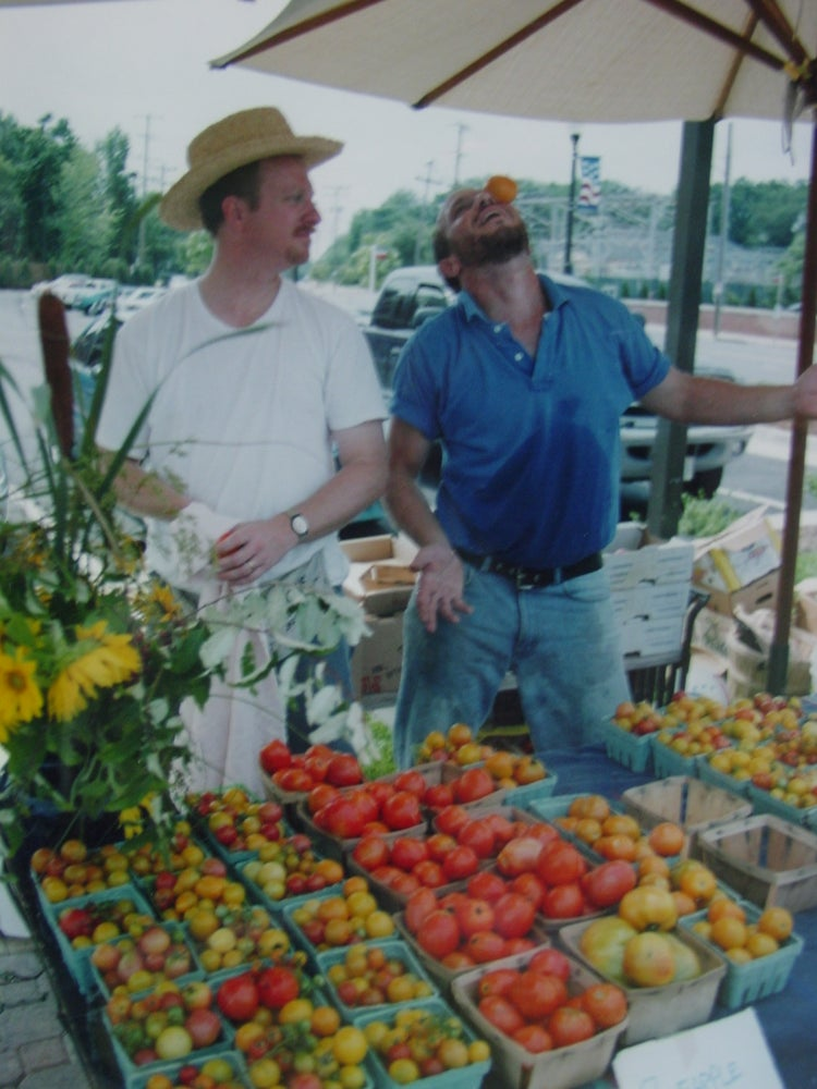 Image of High Summer CSA