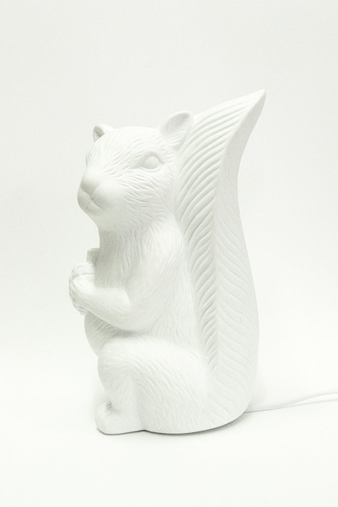 Image of George & Co little Squirrel lamp