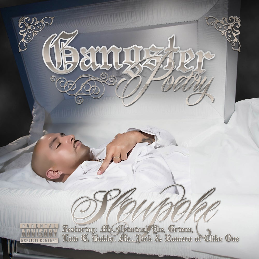 Image of Gangster Poetry [Autographed CD]