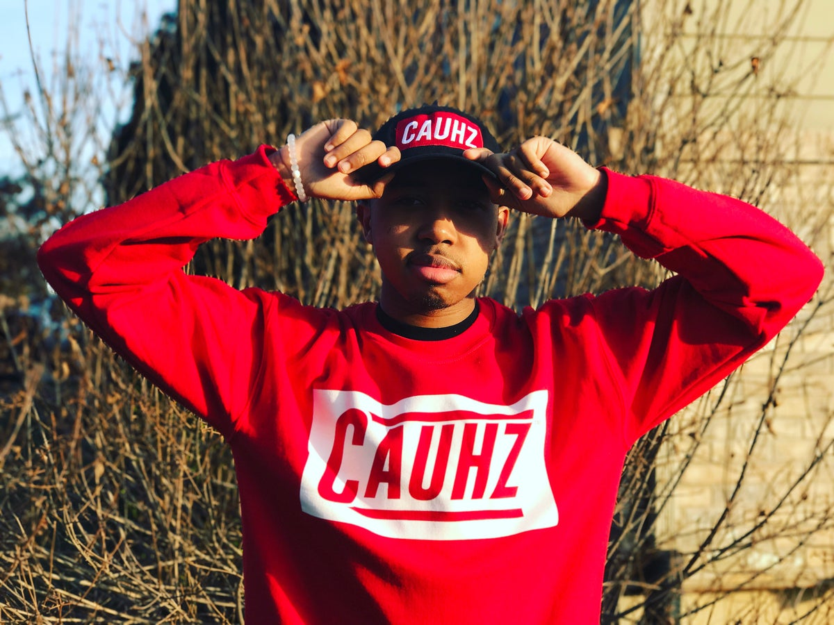 Image of Cauhz™ (Red) Crewneck Sweatshirt
