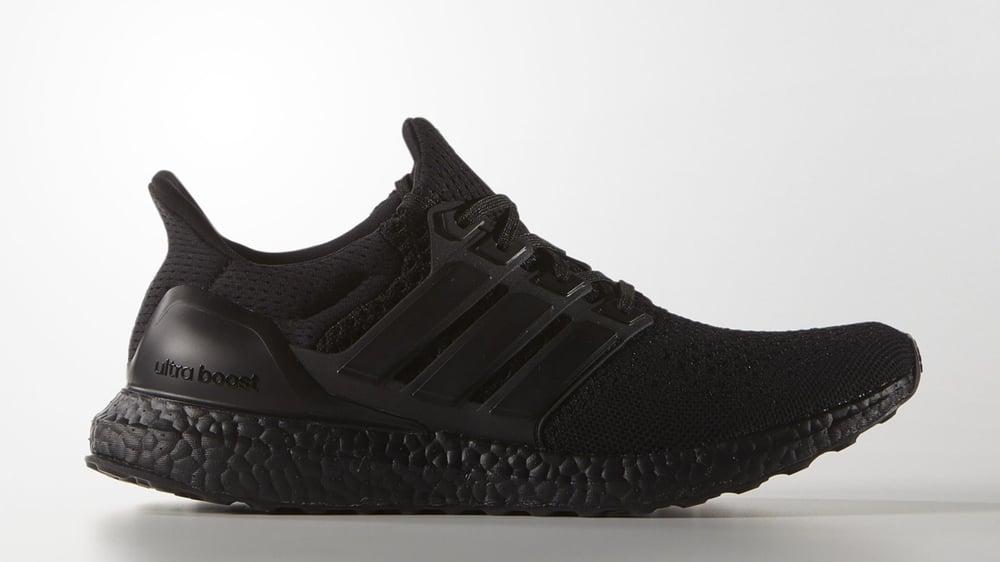 reputable site 91e20 f692e Adidas Ultra Boost 1.0 Triple Black LTD size 10