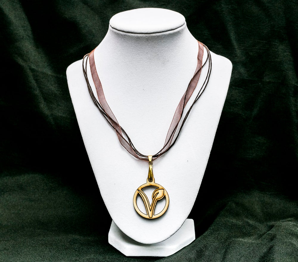 Image of V-NECKLACE
