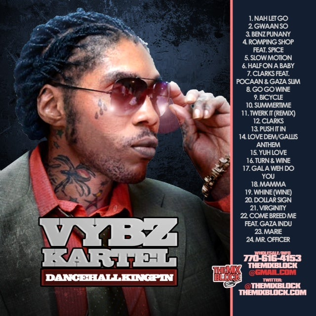 Image of Vybz Kartel: Dancehall Kingpin