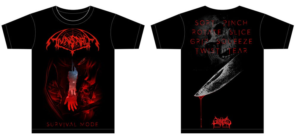 "Image of T-Shirt ""Survival Mode"""