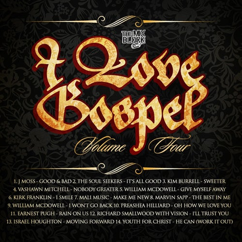 Image of I Love Gospel Vol. 4