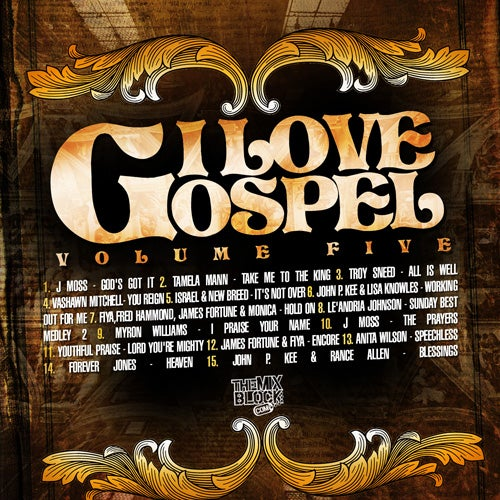 Image of I Love Gospel Vol. 5