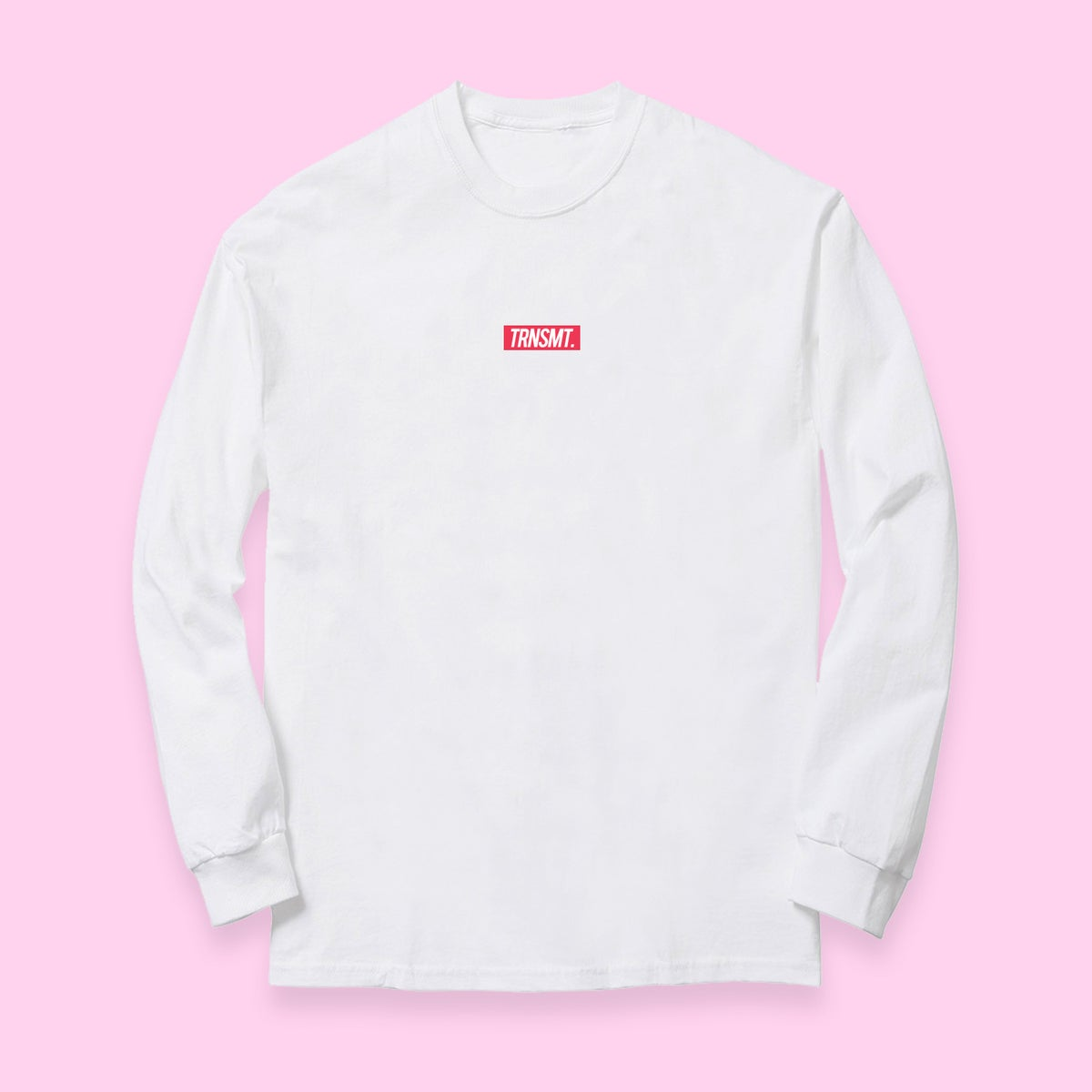 Image of Hill Longsleeve Tee - White