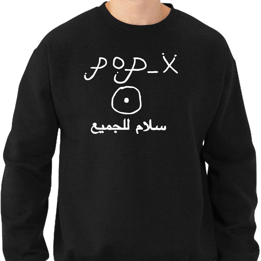 Image of Pop X: Arabic Sweatshirt