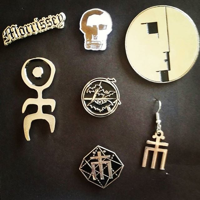 Image of Metal and Enamel Pins