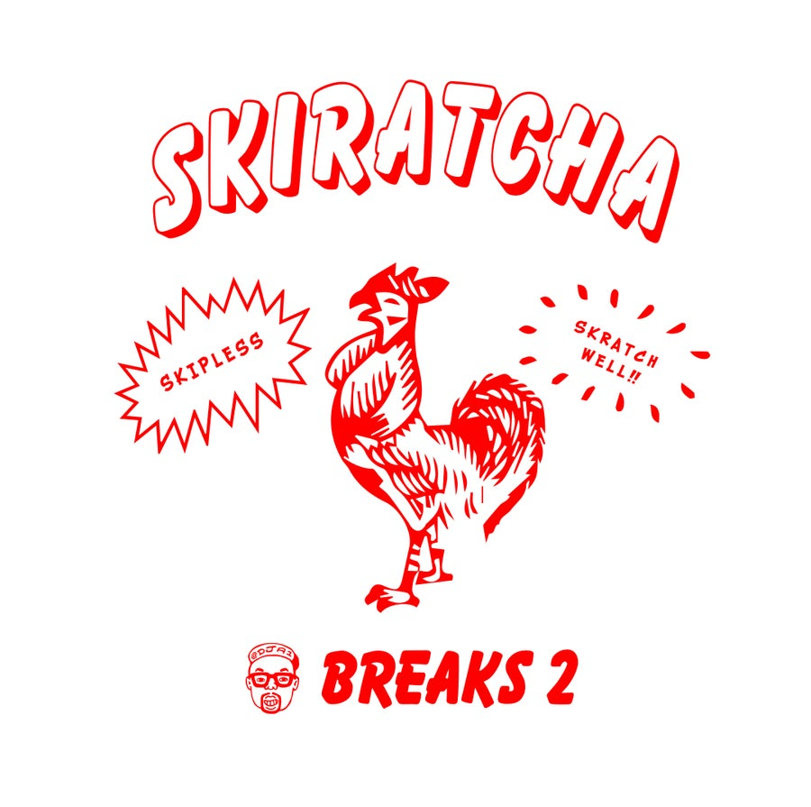 "Image of Skiratcha Breaks 2 7"" (Restock of 150 copies)"