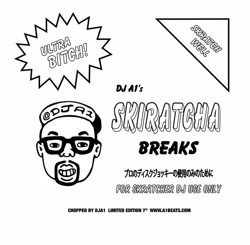 "Image of Skiratcha Breaks Vol. 1 7"""