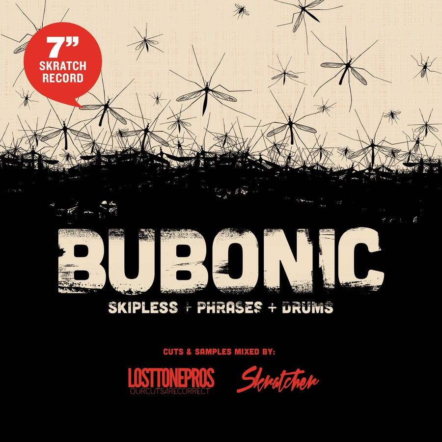 Image of Bubonic Breaks 7""