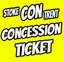 Image of Concession Ticket for Stoke Con Trent #7