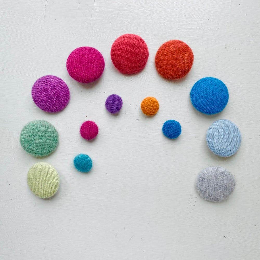 Image of Cashmere Buttons