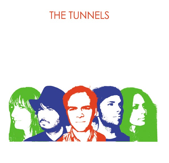 "Image of The Tunnels 7"" vinyl"