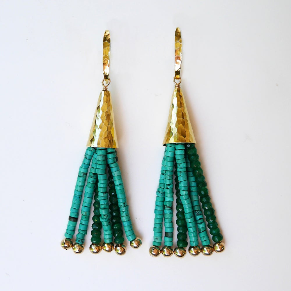 Image of The Score Earrings
