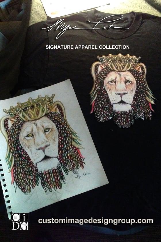 Image of King Lion Crown