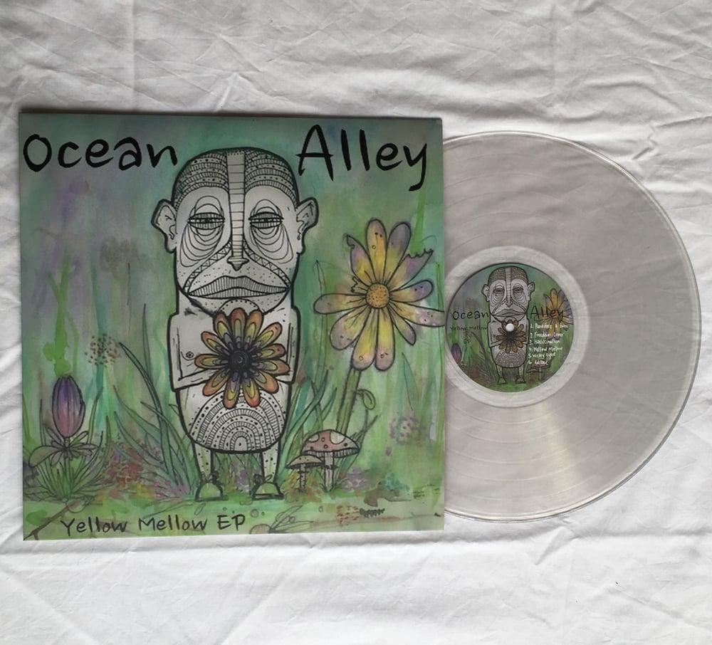 Image of Yellow Mellow Vinyl EP