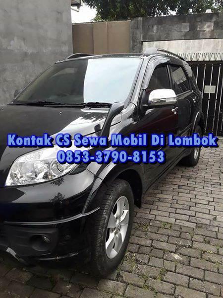 Image of Jasa Sewa Mobil Ke Pantai Pink Lombok Murah