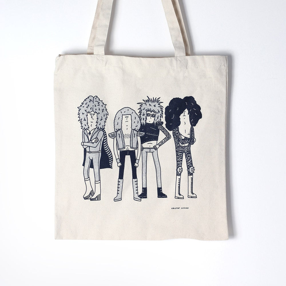 Image of Spaceboots (Tote bag)