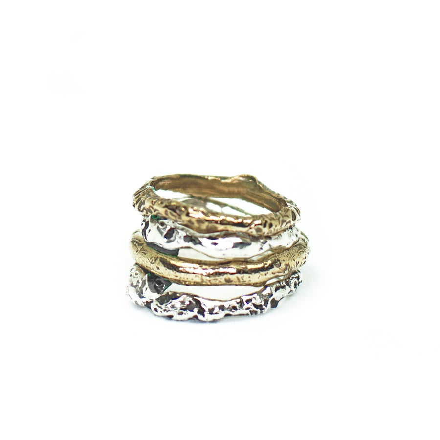 Image of ORGANIC stacking rings