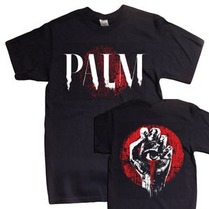 Image of PALM - My Darkest Friend shirt