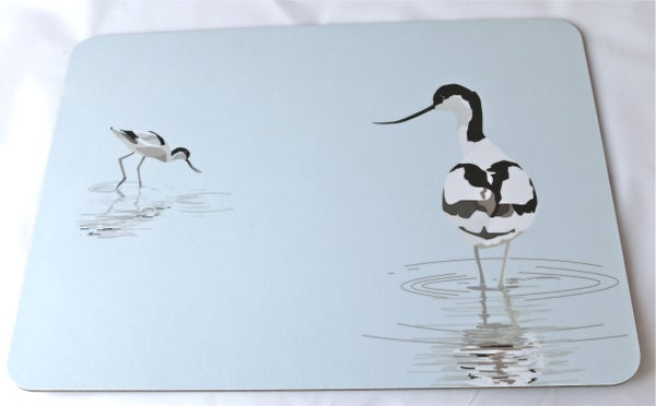 Image of Avocet Melamine Table Mat