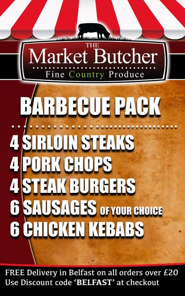 Image of Barbecue Pack £20