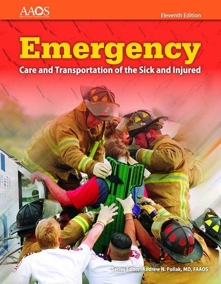 Image of Emergency Care & Transportation of the Sick & Injured 11th Edition