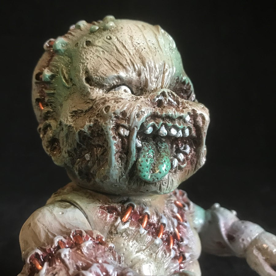 Image of Frankenstein Gergle Monsterpalooza Custom