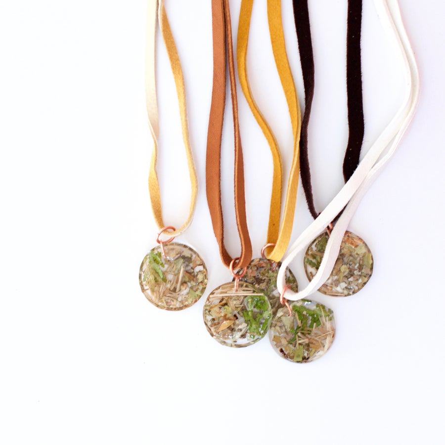 Image of Four Medicines Medallion (Mini)