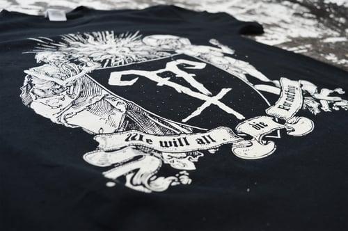 "Image of ""Tempus Moriendi"" Black T-Shirt"