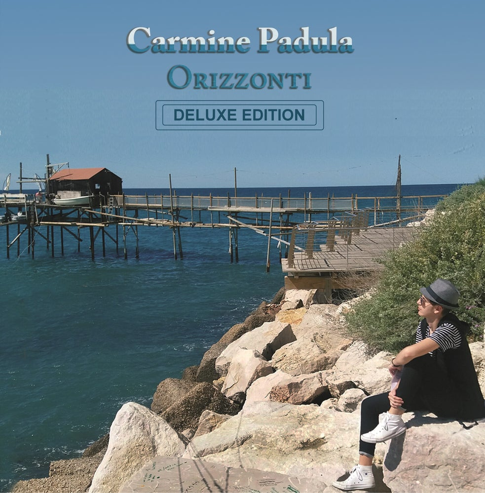 Image of Orizzonti [Deluxe Edition] (1 CD + Booklet + 1 DVD LIVE)