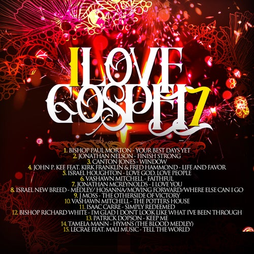 Image of I Love Gospel Vol. 7