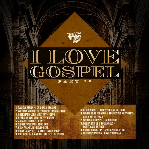 Image of I Love Gospel 10