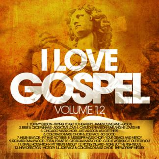 Image of I Love Gospel 12