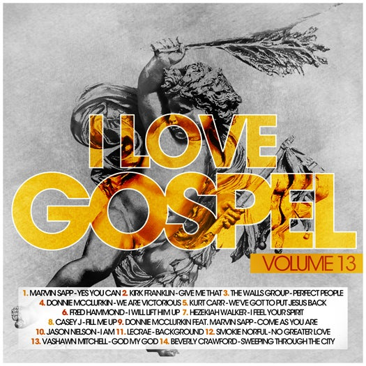 Image of I Love Gospel 13