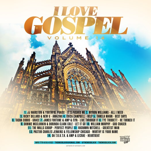 Image of I Love Gospel 14
