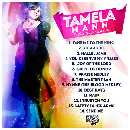 Image of Tamela Mann: I Love Gospel Edition