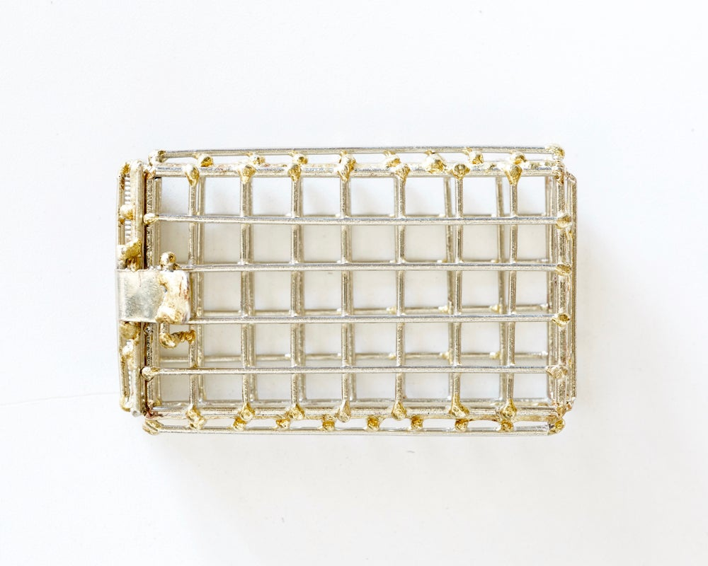 Image of Brass Cigarette Case