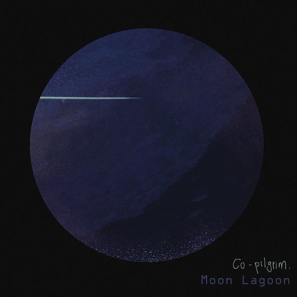 "Image of Co-pilgrim - 'Moon Lagoon' - Deluxe blue vinyl gatefold LP.     With bonus ""Co-vers"" album"