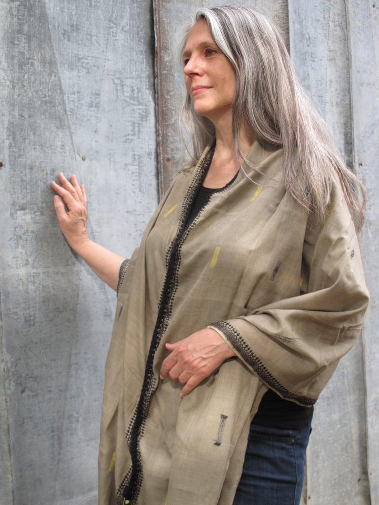 Image of Indian Sage Kimono
